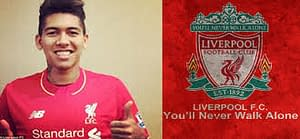Firmino signs