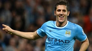 Jovetic: talented, but has rarely played (apart from vs LFC)