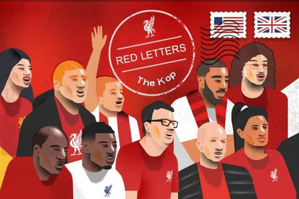 Pens Across the Water: A Review of 'Red Letters'
