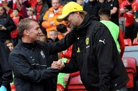 Klopp and Rodgers