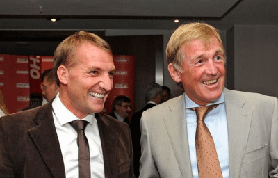 Rodgers and Dalglish