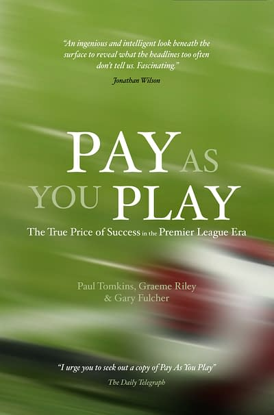 Pay As You Play Cover